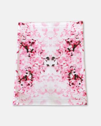 Cherry Blossom Square One Neckwarmer