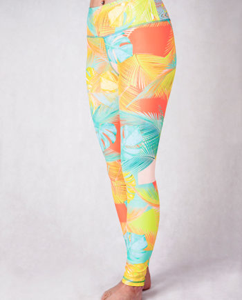 Square One Leggings - Front