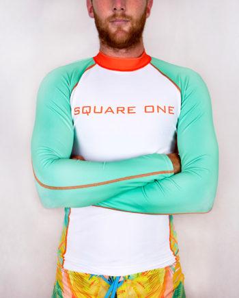 Square One Rashguard - Front