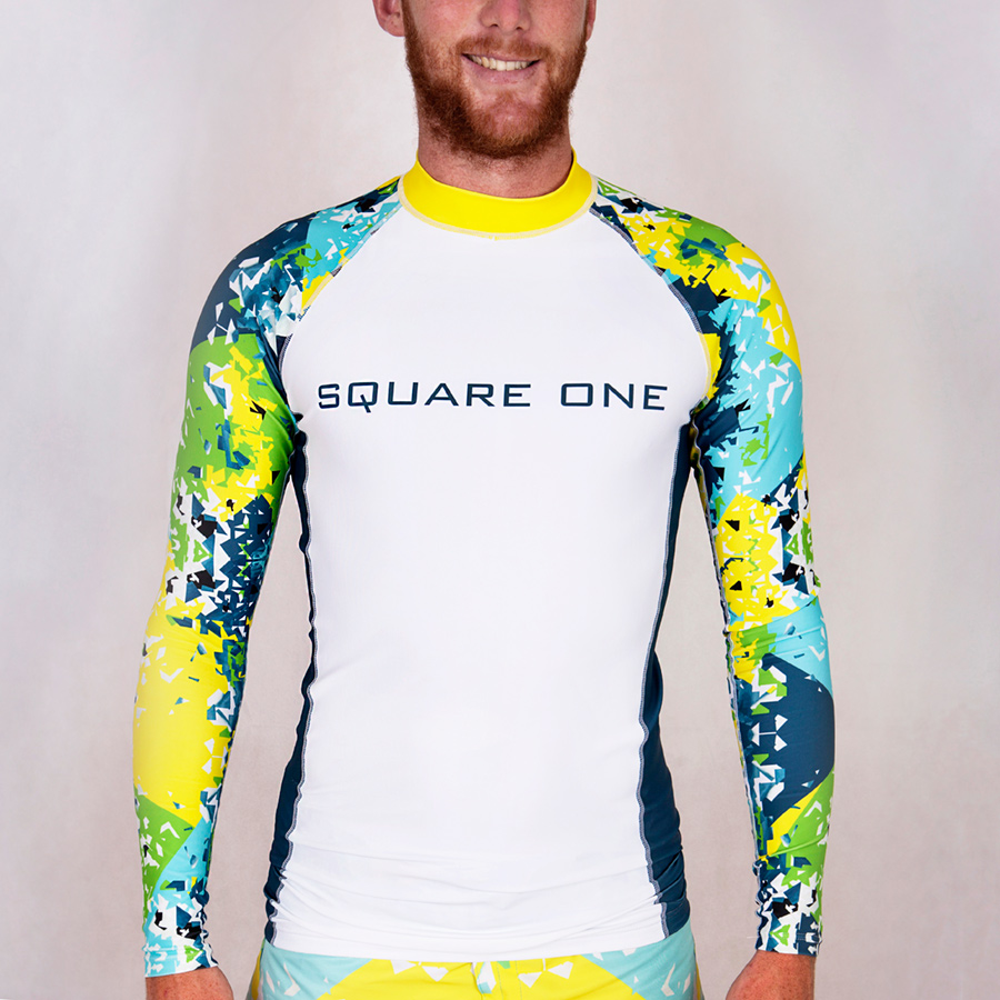 Square One Rashguard - Front