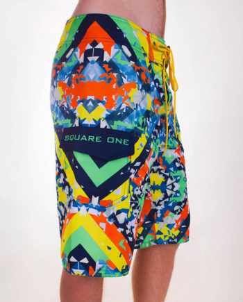 Square One Boardshorts - Side