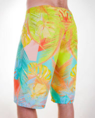 Square One Boardshorts – Back