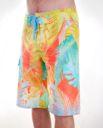 Square One Boardshorts - Front